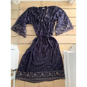 Embroidered Doen Dress